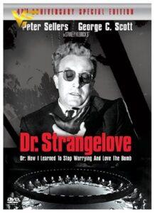 دانلود فیلم دکتر استرنجلاو Dr Strangelove 1964 دوبله فارسی