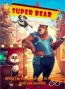 دانلود انیمیشن خرس قهرمان Super Bear 2019