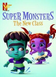 دانلود انیمیشن هیولاهای فوق العاده: کلاس جدید Super Monsters: The New Class 2020