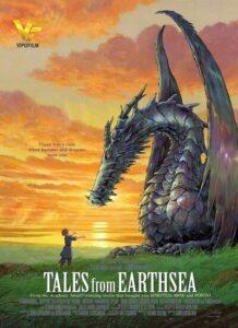 دانلود انیمیشن حکایت دریای من Tales from Earthsea 2006