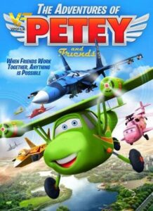 دانلود انیمیشن ماجراهای پیتی و دوستان Adventures of Petey and Friends 2016