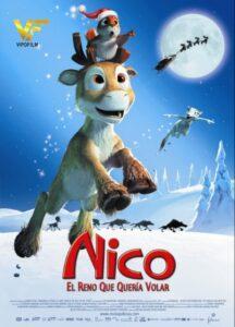 دانلود انیمیشن پرواز پیش از کریسمس The Flight Before Christmas 2008