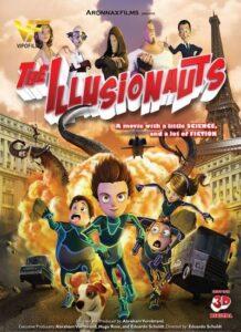 دانلود انیمیشن سفر در زمان (ماشن های توهم) 2012 Los ilusionautas