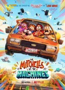 دانلود انیمیشن میچل ها علیه ماشین ها The Mitchells vs. the Machines 2021