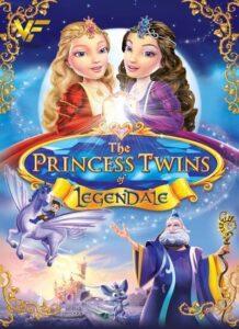 دانلود انیمیشن افسانه شاهزاده های دوقلو The Princess Twins of Legendale 2013