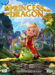 دانلود انیمیشن پرنسس و اژدها The Princess and the Dragon 2018