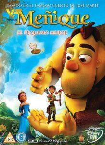 دانلود انیمیشن پرنسس و آینه جادویی The Princess and the Magic Mirror 2014
