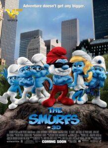 دانلود انیمیشن اسمورف ها 1 The Smurfs 2011