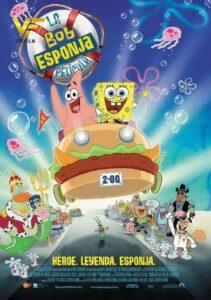 دانلود انیمیشن باب اسفنجی شلوار مکعبی The SpongeBob SquarePants Movie 2004