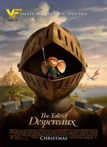 دانلود انیمیشن افسانه دسپرو The Tale of Despereaux 2008
