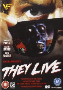 دانلود فیلم آنها زنده اند They Live 1988 دوبله فارسی