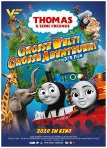 دانلود انیمیشن توماس و دوستان: جهان بزرگ! ماجراهای بزرگ Thomas & Friends: Big World! Big Adventures! The Movie 2018
