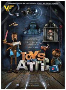 دانلود انیمیشن زیر شیروانی Toys in the Attic 2009