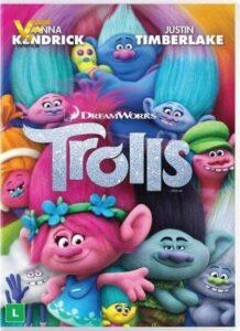 دانلود انیمیشن ترول ها 1 Trolls 1 2016