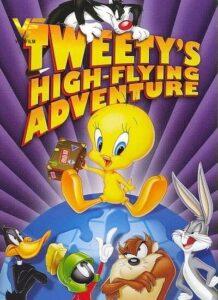 دانلود انیمیشن توییتی سفر دور دنیا در 80 روز Tweety's High-Flying Adventure 2000