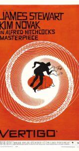 دانلود فیلم ورتیگو سرگیجه 1958