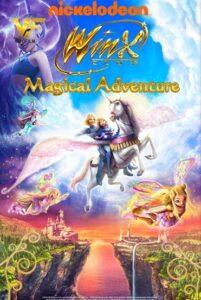 دانلود انیمیشن وینکس کلاب ماجرای جادویی Winx Club 3D: Magical Adventure 2010