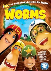 دانلود انیمیشن کرم ها Worms 2013