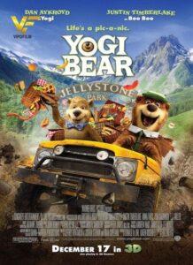 دانلود انیمیشن یوگی خرسه Yogi Bear 2010