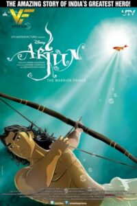 دانلود انیمیشن آرجون: شاهزاده جنگجو Arjun: The Warrior Prince 2012