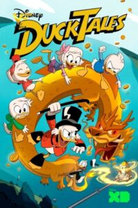 دانلود انیمیشن ماجراهای داک DuckTales دوبله فارسی