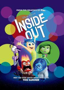 دانلود انیمیشن درون و بیرون inside out 2015