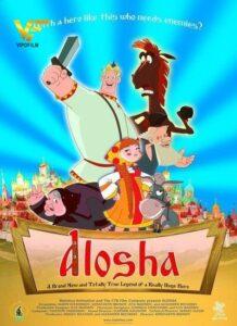 دانلود انیمیشن آلیوشا پوپویچ و مار توگارین (آلوشا) Alyosha Popovich & Tugarin Zmey 2004