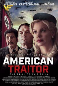 دانلود فیلم خائن آمریکایی: دادگاه محور سالی American Traitor: The Trial of Axis Sally 2021
