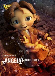 تریلر انیمیشن کریسمس آنجلا Angelas Christmas 2017