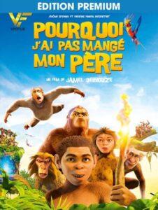 دانلود انیمیشن پادشاهی حیوانات : میمون ها به پیش Animal Kingdom: Let's Go Ape 2015