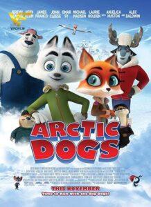 دانلود انیمیشن سگ های قطبی Arctic Dogs 2019