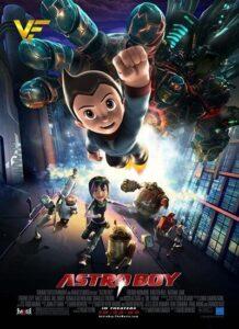 دانلود انیمیشن پسر فضایی Astro Boy 2009