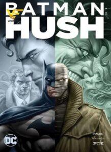 دانلود انیمیشن بتمن هیس! Batman Hush 2019