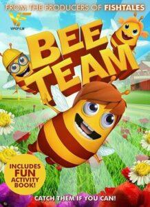 دانلود انیمیشن تیم زنبور عسل Bee Team 2018