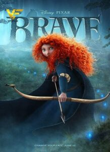 دانلود انیمیشن شجاع Brave 2012