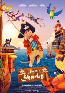 دانلود انیمیشن کاپیتان شارکی Capt'n Sharky 2018