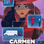 دانلود انیمیشن کارمن سندیگو Carmen Sandiego: To Steal or Not to Steal 2020