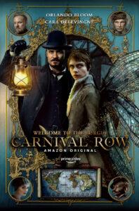 دانلود سریال گذر کارناوال Carnival Row 2019 دوبله فارسی