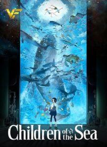 دانلود انیمیشن بچه های دریا Children of the Sea 2019