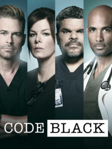 دانلود سریال کد سیاه Code Black 2018