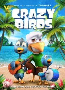 دانلود انیمیشن پرندگان دیوانه Crazy Birds 2019