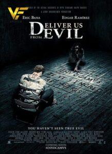 دانلود فیلم از شر شیطان نجاتمان ده Deliver Us from Evil 2014 دوبله فارسی
