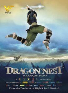 دانلود انیمیشن آشیانه اژدها Dragon Nest: Warriors' Dawn 2014