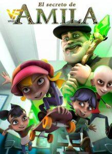 دانلود انیمیشن راز آمیلا 2015 El secreto de Amila (Olentzero eta Amilaren sekretua)