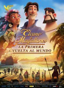 دانلود انیمیشن الکانو و ماژلان: اولین سفر دور دنیا Elcano & Magellan: The First Voyage Around the World 2019