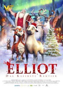 دانلود انیمیشن الیوت کوچکترین گوزن شمالی Elliot the Littlest Reindee 2018