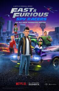 دانلود انیمیشن سریالی سریع و خشمگین: ریسرهای جاسوس 2021 Fast and Furious Spy Racers