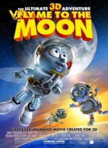دانلود انیمیشن بزن بریم ماه Fly Me to the Moon 3D 2007 دوبله فارسی
