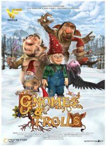 دانلود انیمیشن کوتوله های جنگلی:اتاق مخفی Gnomes & Trolls: The Secret Chamber 2009