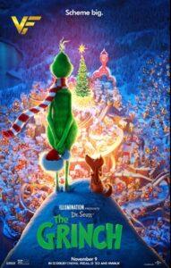 دانلود انیمیشن گرینچ The Grinch 2018